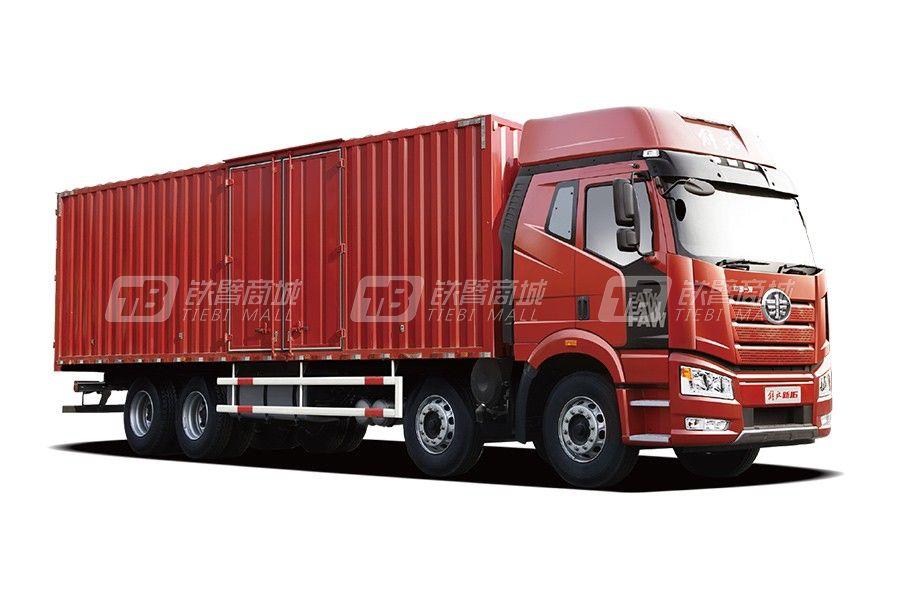 一汽解放J6P 8×4質惠版(11L)礦物/煤炭運輸大型載貨車