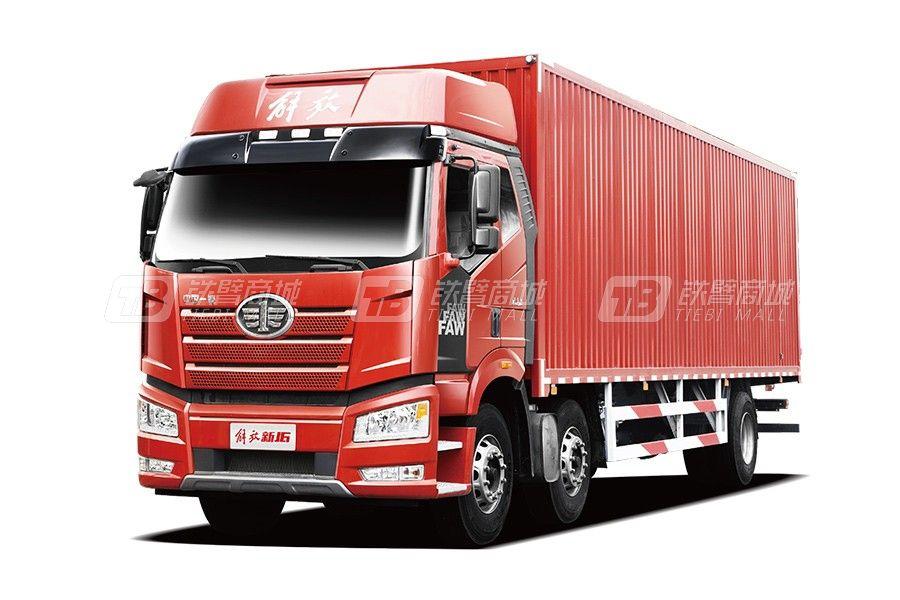一汽解放J6P 6×2 質惠版綠通/散雜/快遞/零擔中型載貨車