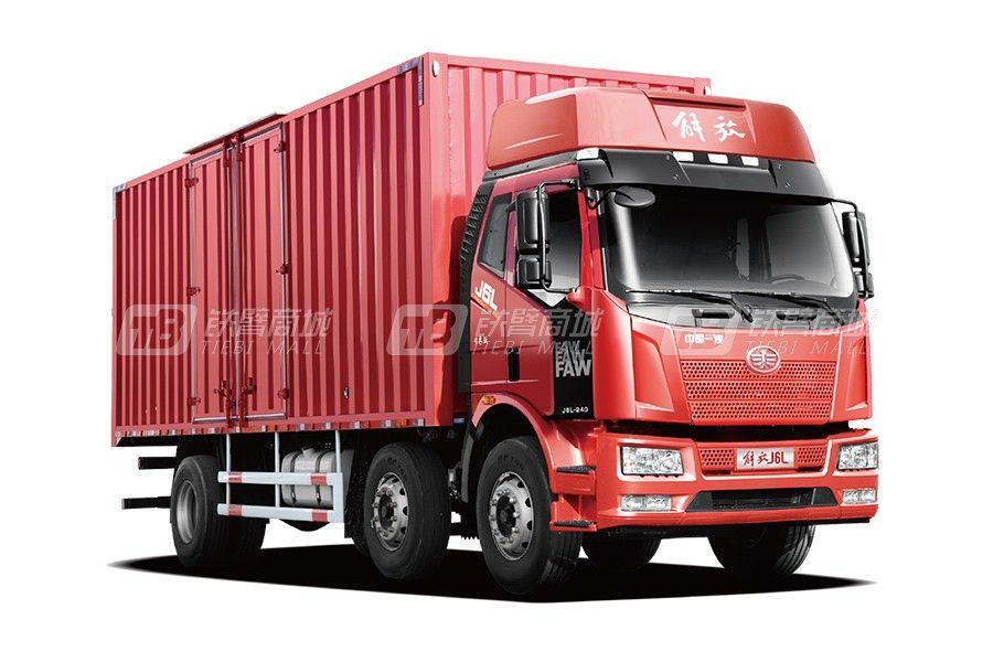 一汽解放2020款J6L 6×2 质惠版散杂中型载货车