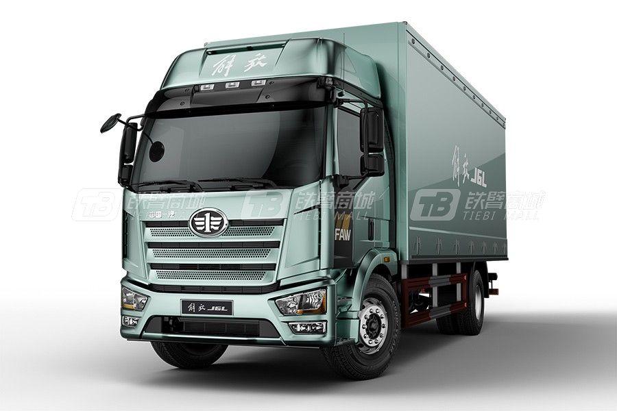 一汽解放J6L 4×2 精英版绿通/散杂中型载货车