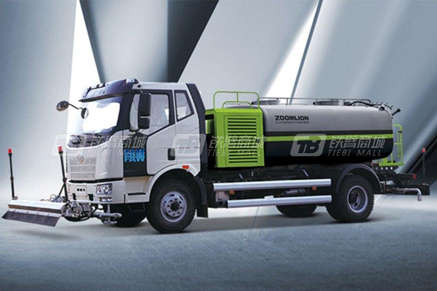 一汽解放J6L 4X2 清洗车清洗车