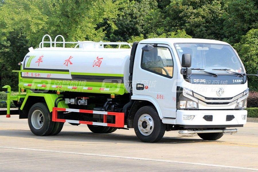 程力专汽CLW5070GSSD6【国六】东风小福瑞卡5方洒水车