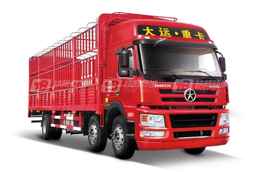 大运新N8E 6x2 270马力中型载货车