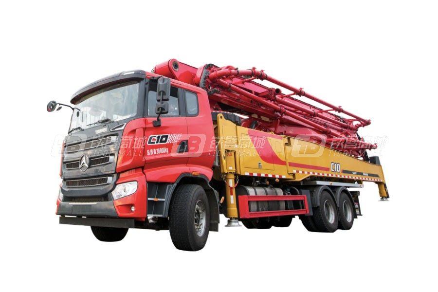 三一SYM5360THBES 510C-10混凝土泵车