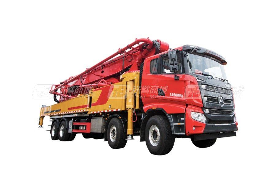 三一SYM5460THBF 600C-10混凝土泵车