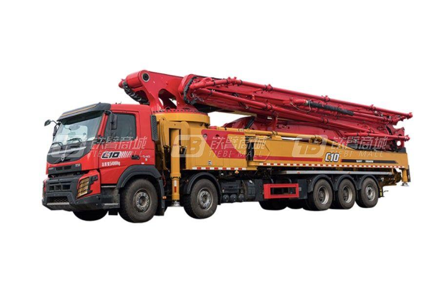 三一SYM5540THBF 680C-10混凝土泵车