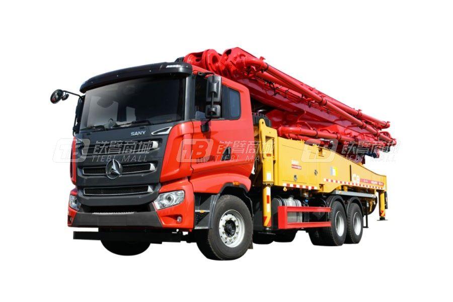 三一SYM5340THB 490C-8混凝土泵車