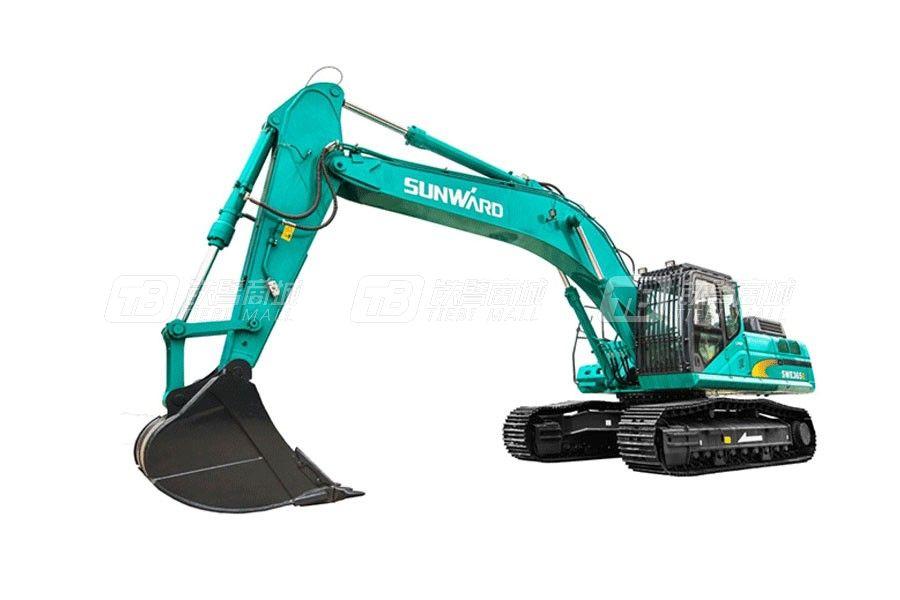 山河智能SWE365E-3H大型挖掘机