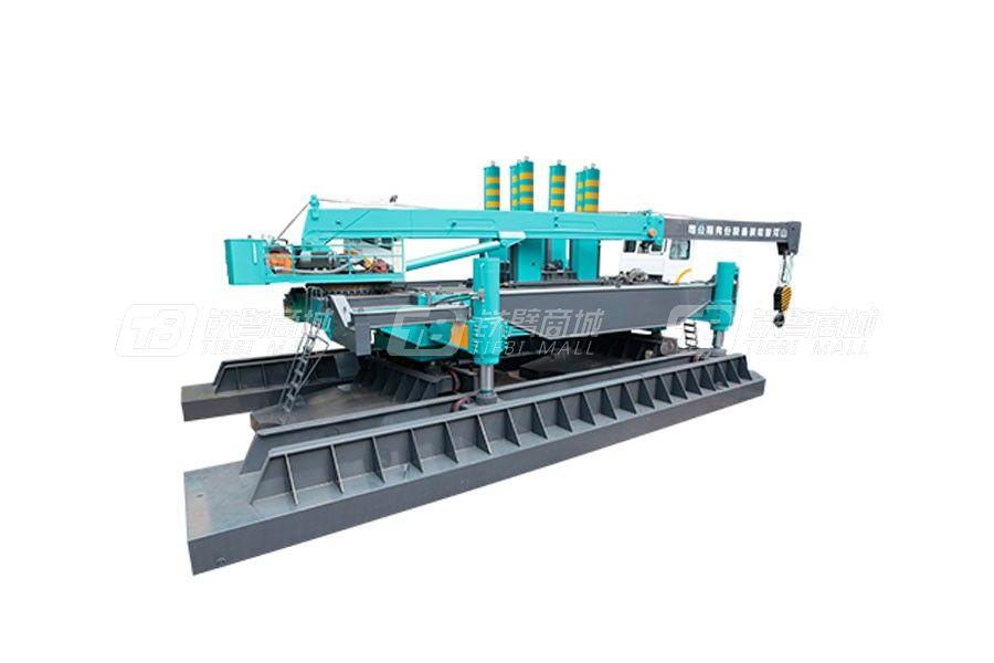 山河智能ZYJ1260B-3液压静力压桩机