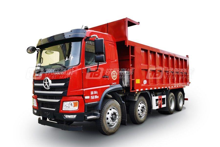 大運N6H 8x4 340馬力 3000軸距自卸車