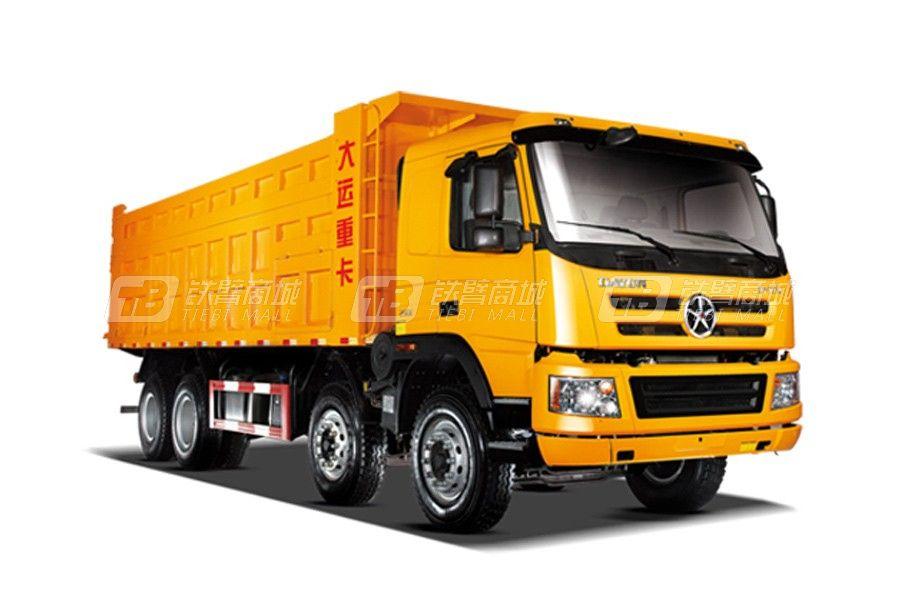 大運新N8E 8x4  350馬力自卸車