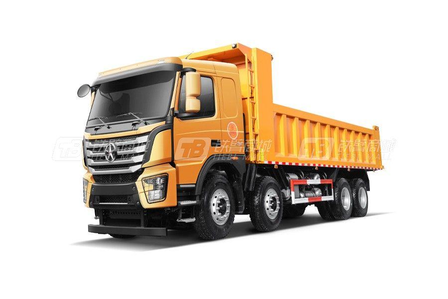大运N8V 8x4 430马力 3000轴距超重载自卸车