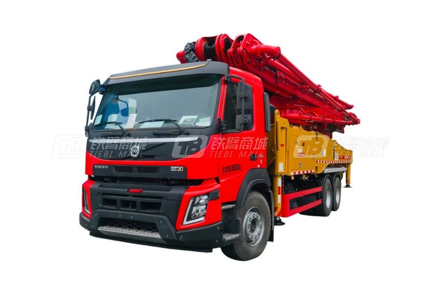 三一SYM5359THBFV 490C-8混凝土泵车