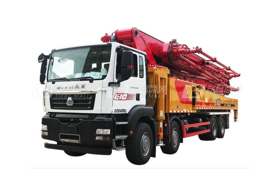 三一SYM5443THBF 620C-10A混凝土泵车