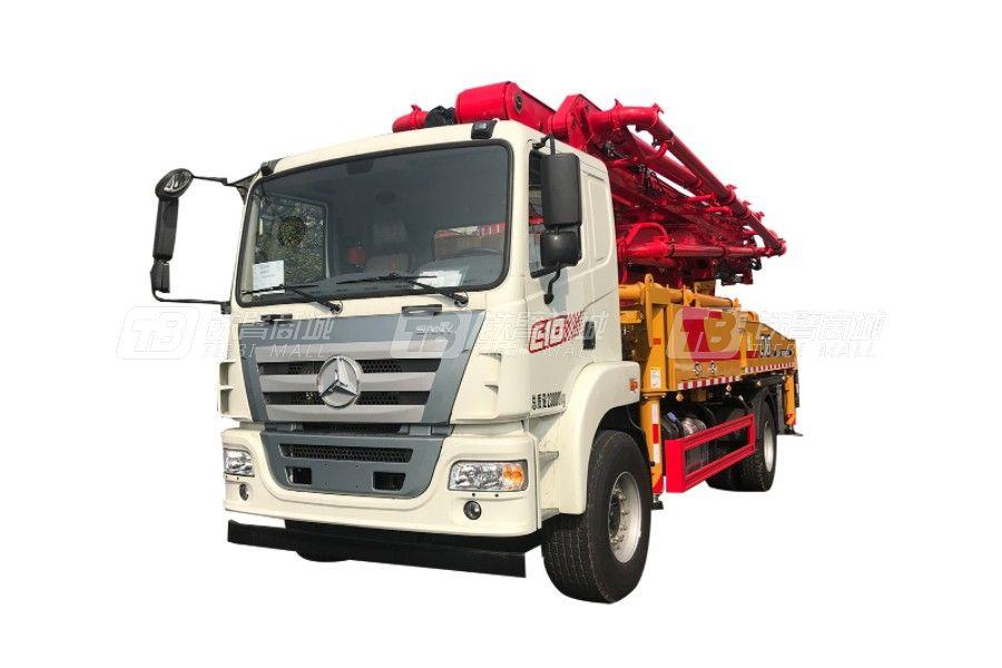 三一SYM5230THB 390C-10混凝土泵车
