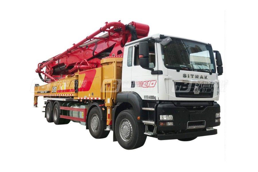 三一SYM5443THBV 620C-10A混凝土泵车