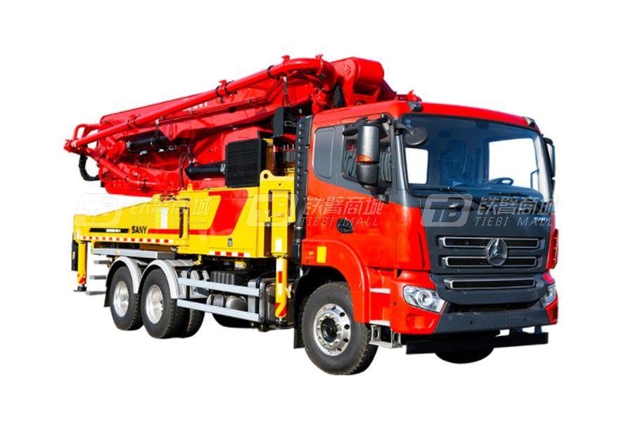 三一SYM5290THBES 430C-10混凝土泵车