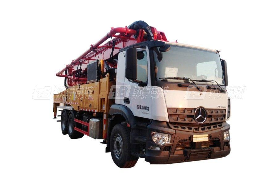 三一SYM5359THBEB 490C-8混凝土泵车