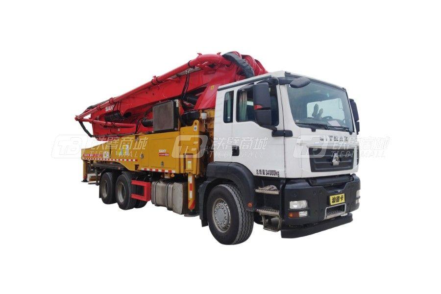 三一SYM5341THB 490C-8混凝土泵车