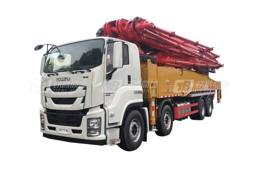 三一SYM5447THB 560C-8A混凝土泵车