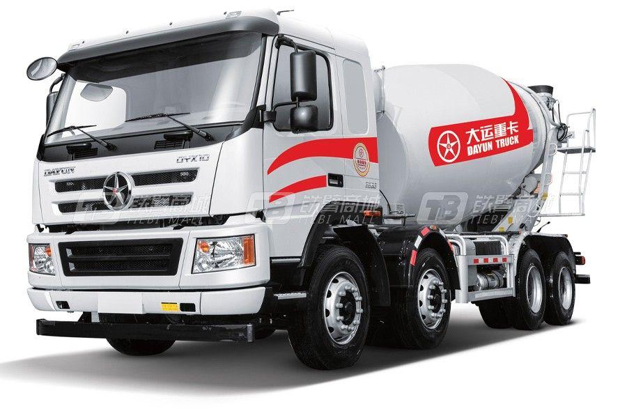 大运CGC5310GJBD5DDAD混凝土搅拌运输车