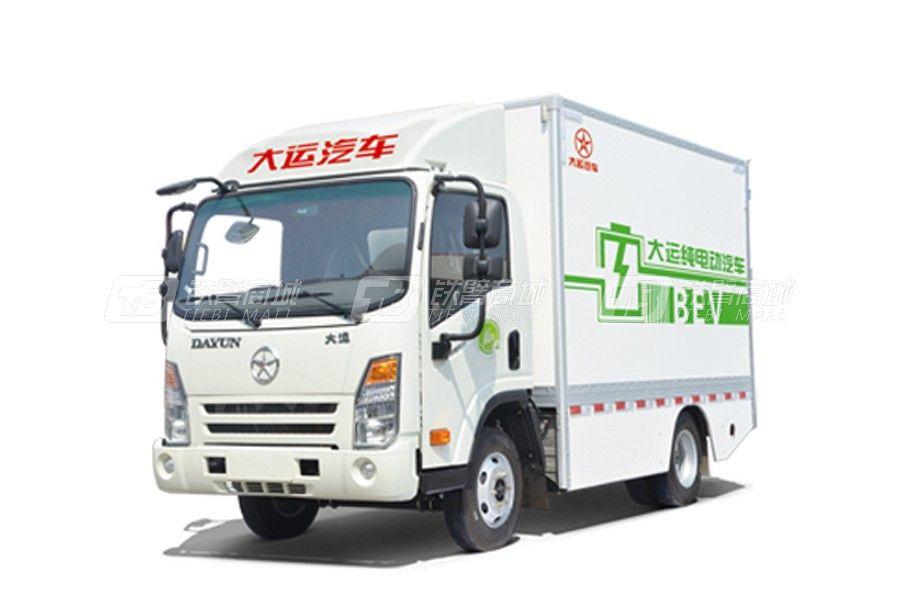 大運E3 4x2 輕型載貨車