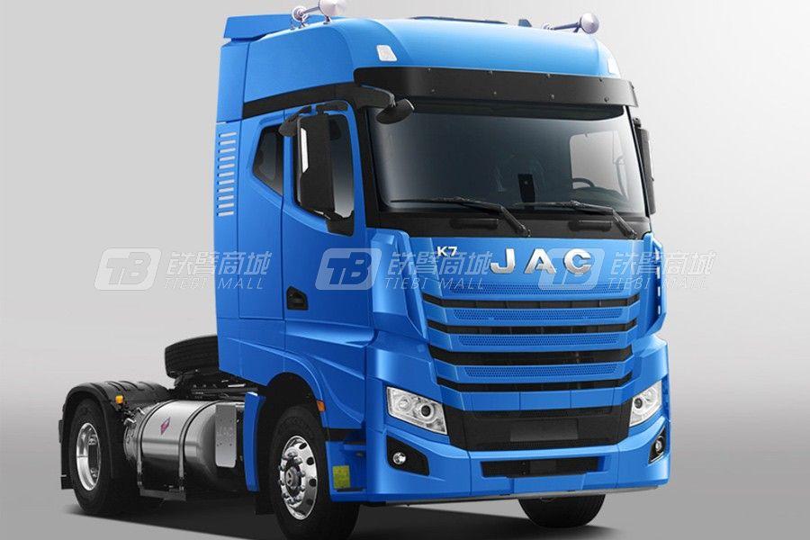 江汽集团格尔发 K7 4×2 440马力LNG牵引车