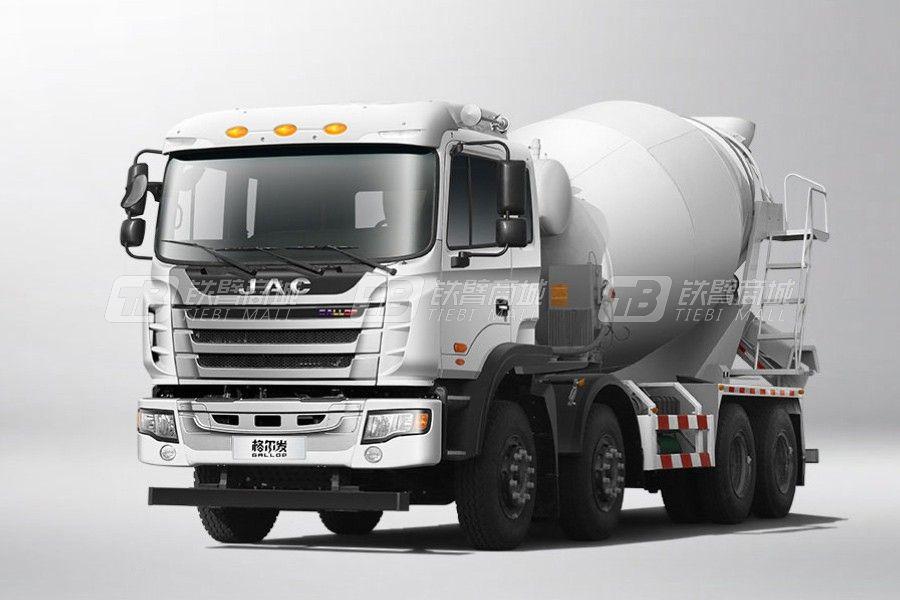 江汽集团格尔发K3X 8×4 340马力(HFC5311GJBP2K3H30V