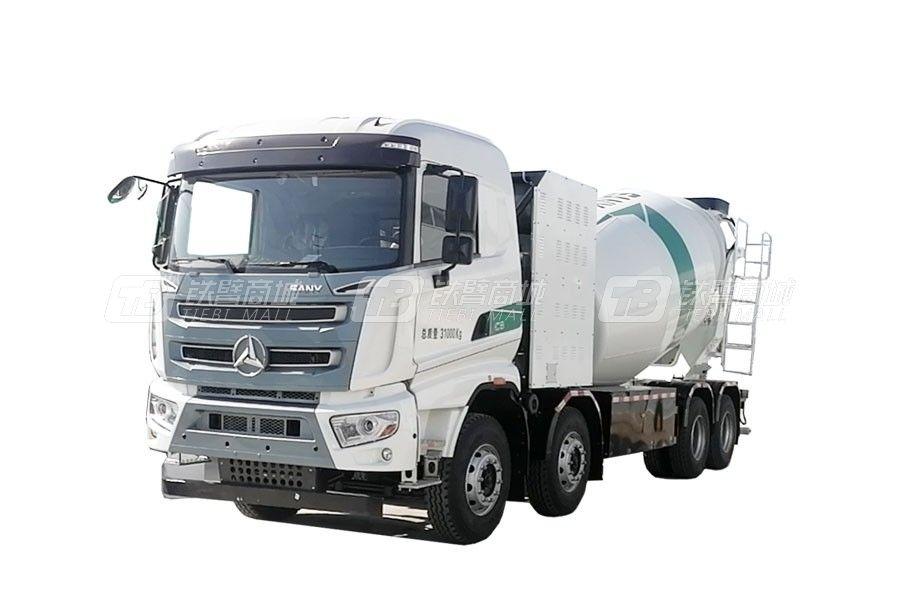 三一SYM5311GJB1FCEV412氢燃料搅拌车