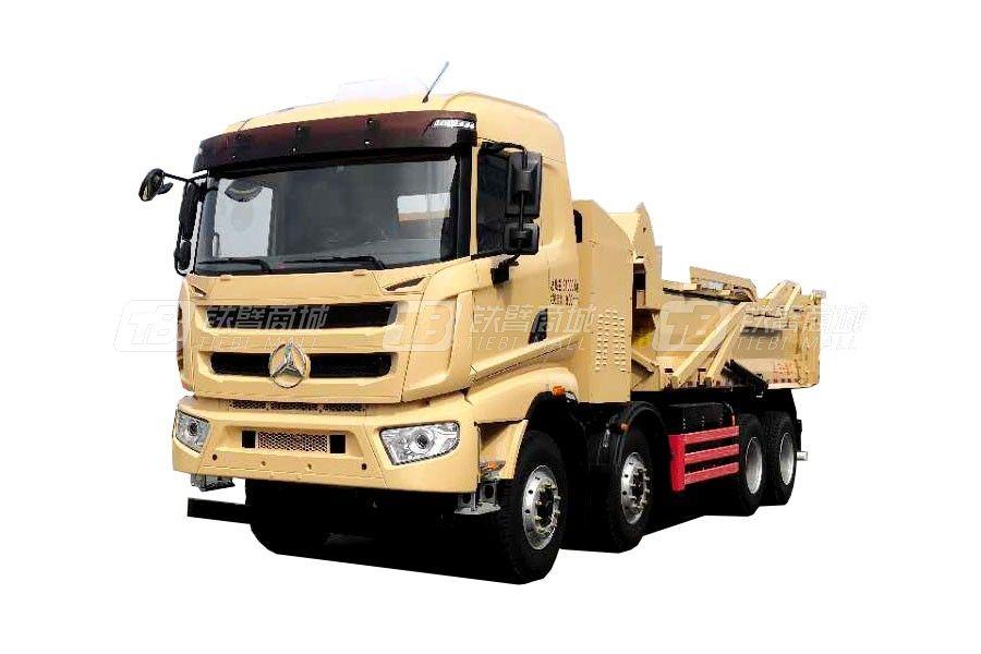 三一SYM3311ZZX1BEV411充电版自卸车