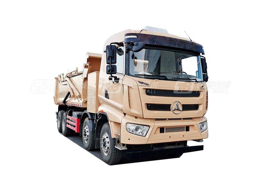 三一SYM3311ZZX1BEV416充电版自卸车
