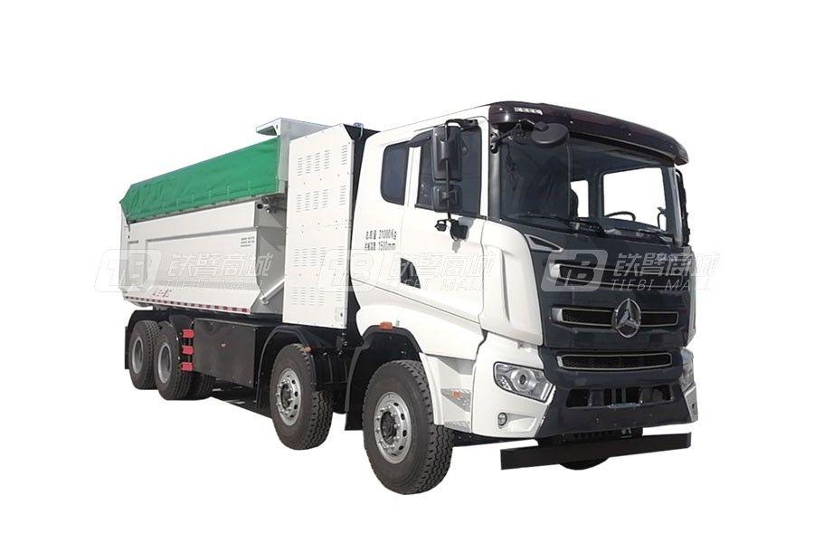 三一SYM3311ZZX1FCEV421氢燃料自卸车