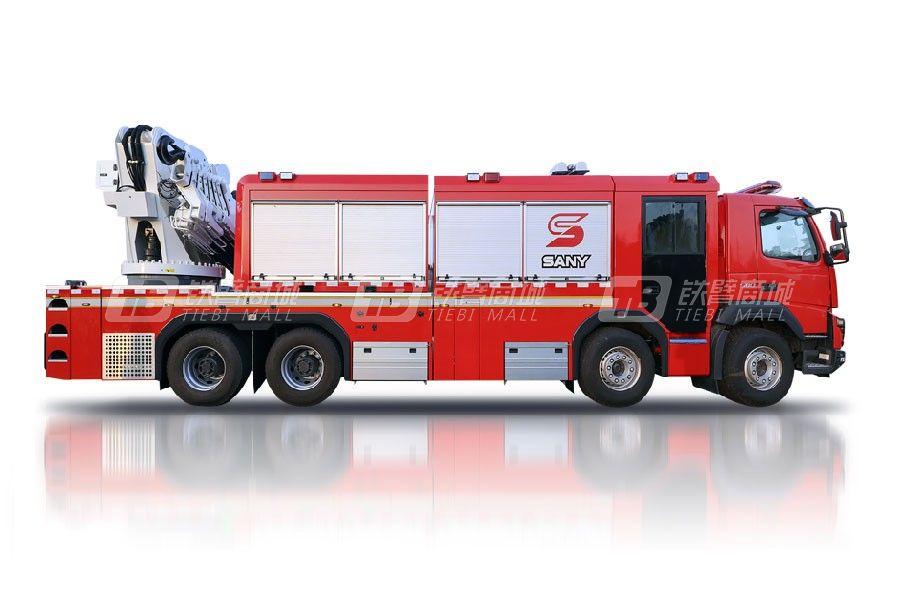 三一SYM5390TXFJY200重型抢险救援消防车