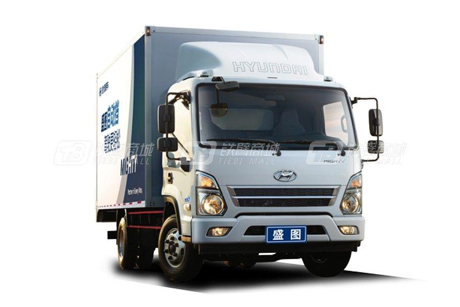 現代商用車盛圖H5 4x2 154馬力 軸距3300輕型載貨車