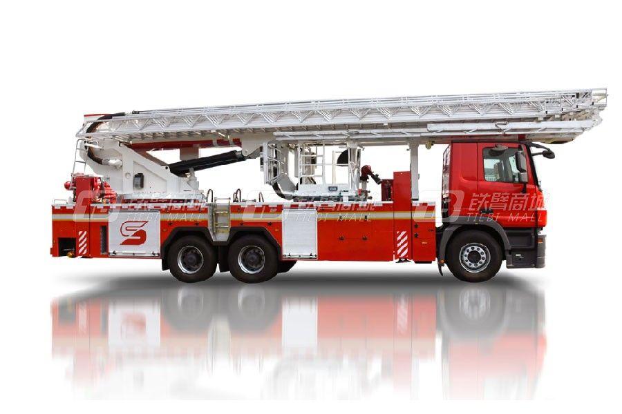 三一SYM5341JXFDG5555米登高平台消防车
