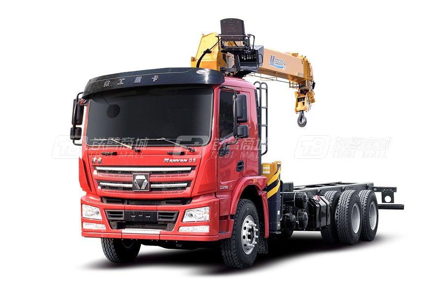 徐工G5系列6×4国五燃油运输车 (NXG5250JSQN5)