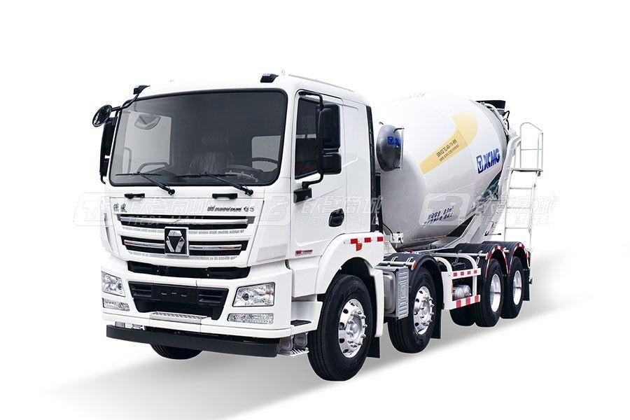 徐工G5系列8×4国六燃油混凝土搅拌运输车