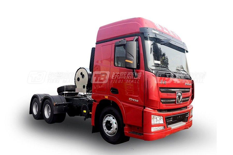 徐工G7系列 6×4 430马力LNG牵引车