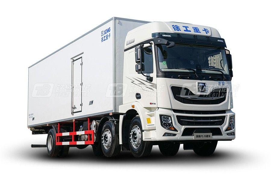 徐工P5系列 6×2 270马力大型载货车