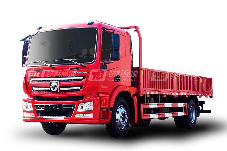 徐工G5系列 4×2 220马力 (NXG5180XXYN5)厢式运输车