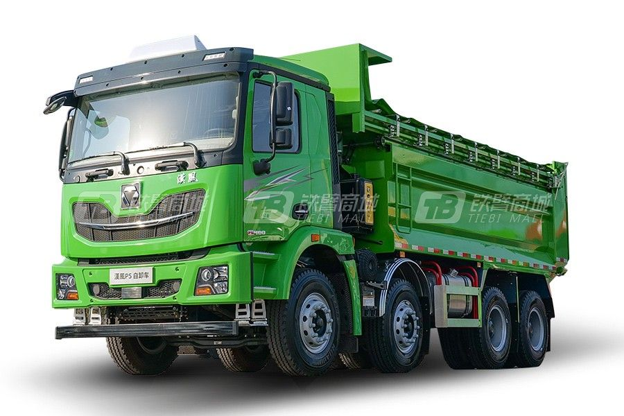 徐工P5系列 8×4 375馬力自卸式垃圾車