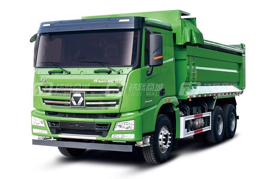 徐工G7系列 6×4 350马力工程运输自卸车