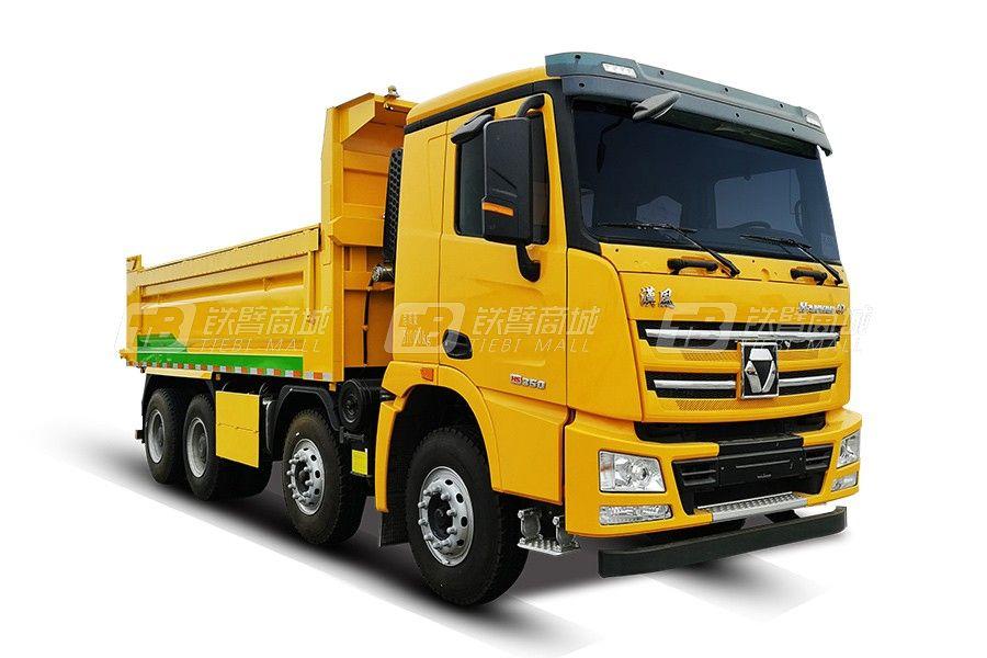 徐工G7系列 8×4 430马力 (WP12.430E50)工程运输自卸车