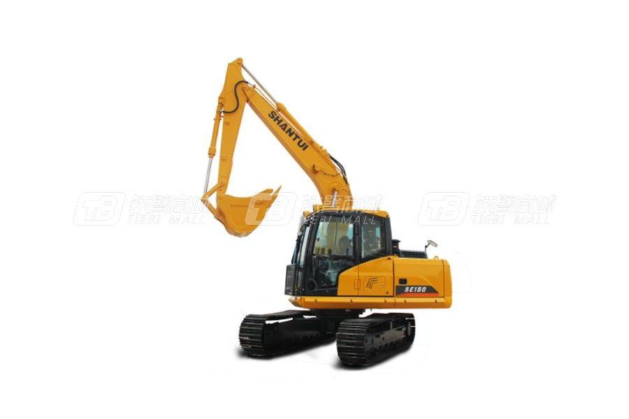 山推SE150-9(标配版)履带挖掘机