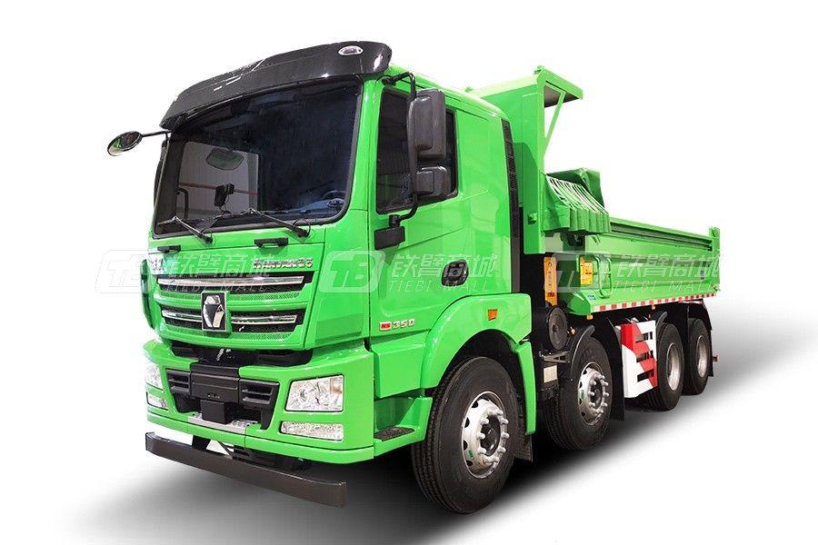 徐工G5系列 8×4 350马力城建渣土自卸车