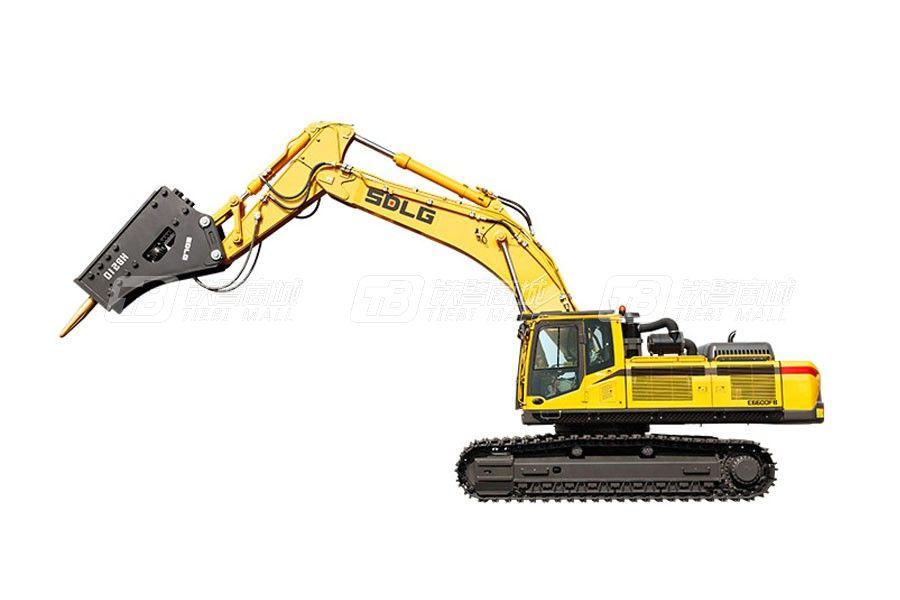 山东临工E6600FB大型液压挖掘机