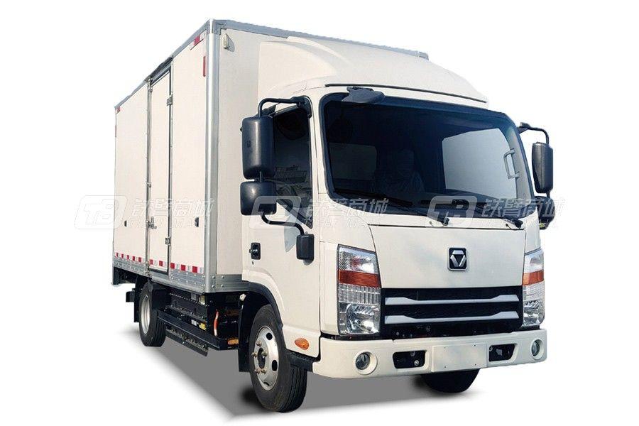 徐工E100系列 4×2(XGA5042XXYBEV)純電動廂式運輸車