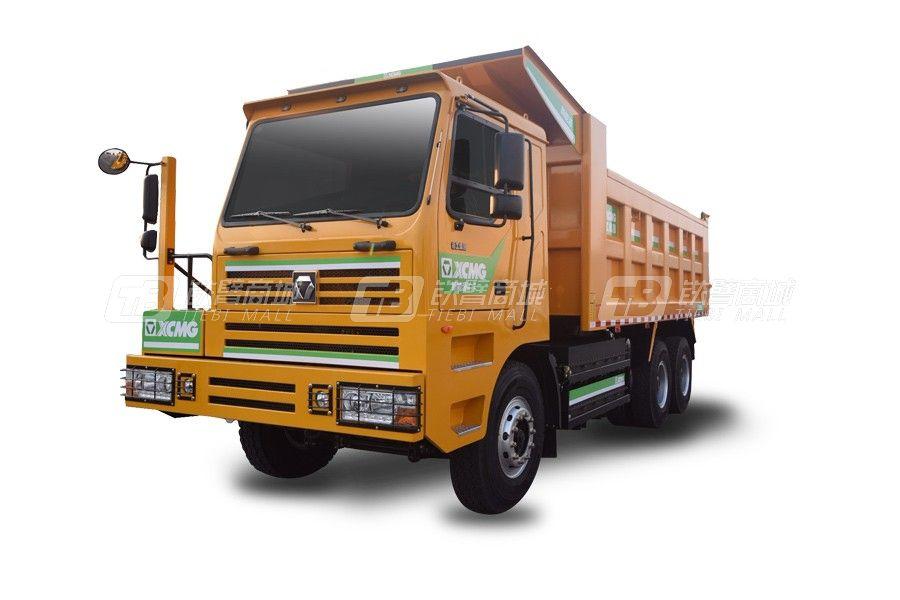 徐工P600系列 6×4(XGA5470BEVT)纯电动矿用自卸车