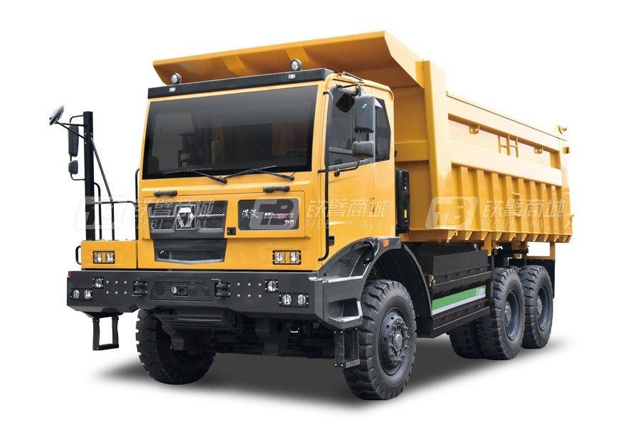 徐工P9系列 6×4(XGA5470BEVT)纯电动矿用自卸车