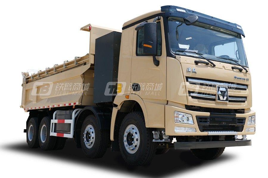 徐工E700 8×4 (XGA5313ZLJBEVW)纯电动自卸式垃圾车(充电版)